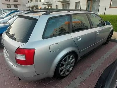 używany Audi A4 B6 1.8T +LPG s-line