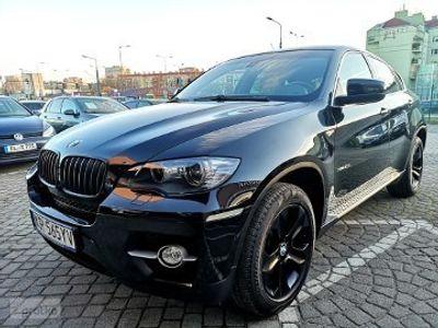 używany BMW X6 E71 4.0D XDrive FV23% Salon PL Doinwestowany SerwisASO