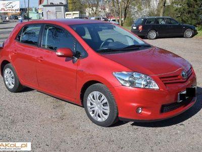 used Toyota Auris 1.6dm3 132KM 2010r. 81 005km Climatronic,Tempomat,Serwis