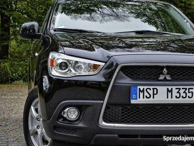 używany Mitsubishi ASX 1.6 Benzyna 117KM Wzorowy Stan MAXX OPCJA