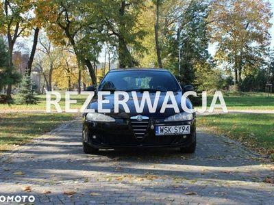 brugt Alfa Romeo 147 147 1.9dm3 120KM 2006r. 230 000km1.9JTD 2006r Lift Climatronic Czarna Podsufitka