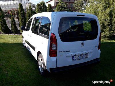 używany Peugeot Partner prywatny