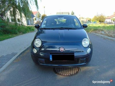 używany Fiat 500 1,2 benzyna*mały przebieg*