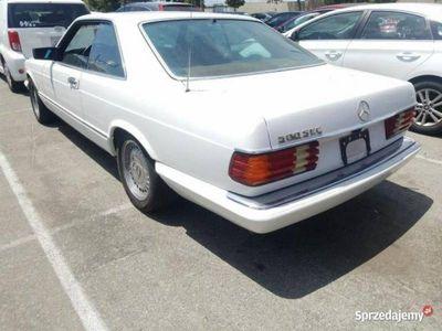 używany Mercedes 500 inny -BenzSEC 1985 klasyk