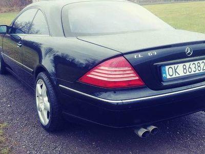 używany Mercedes CL600