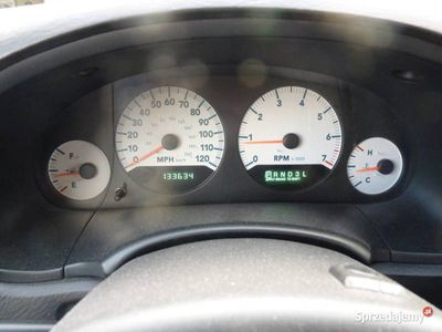 używany Dodge Grand Caravan 3,8 V6 STX; STOWN&GO; z instalacją LPG