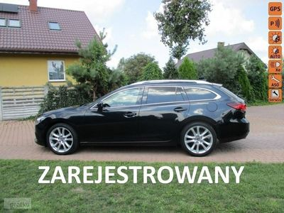 used Mazda 6 2.2dm 176KM 2013r. 207 500km