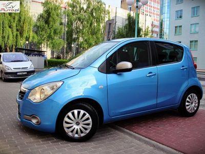 używany Opel Agila B