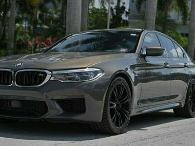 używany BMW M5 4.4dm 530KM 2018r. 51 009km