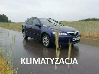 używany Mazda 6 2004r. 1,8 Gaz Kombi Tanio Wawa - Możliwa Zamiana! I (2002-2008)