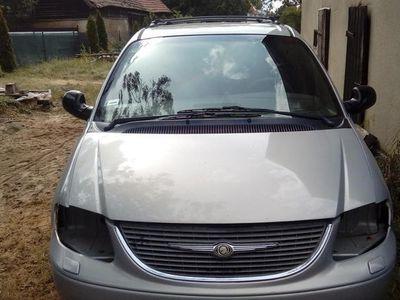 używany Chrysler Voyager 2.5CRD, Van 7 osobowy - OKAZJA.