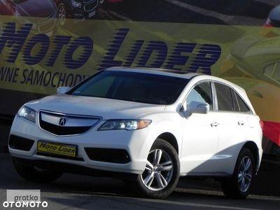 używany Acura RDX II Mocna benzyna, zarejestrowany