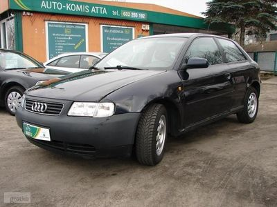 używany Audi A3 I (8L) 1.6 E 105 KM LPG