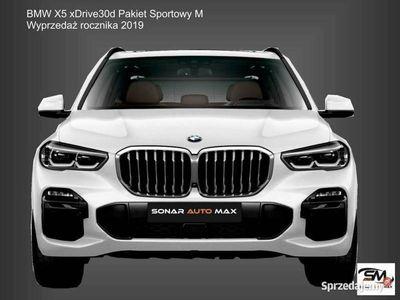 używany BMW X5 G05 xDrive30d