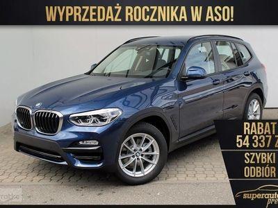 używany BMW X3 II (F25) ADVANTAGE 2.0 xDrive20d (190KM) | ADVANTAGE + live cockpit plus, Chorzów