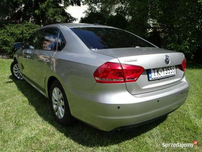 używany VW Passat NMS B7 USA DSG