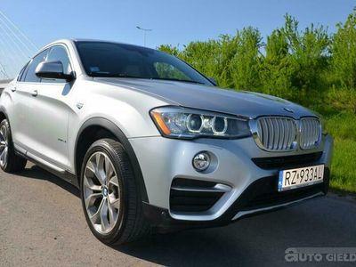 używany BMW X4 f26 xDrive 28i xline