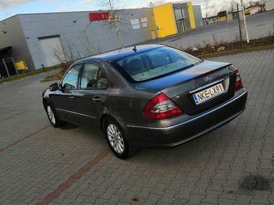 używany Mercedes E200 W211Elegance