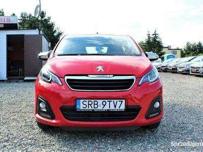 używany Peugeot 108 STYLE / Klimatyzacja / LED / Bluetooth / Tempomat /