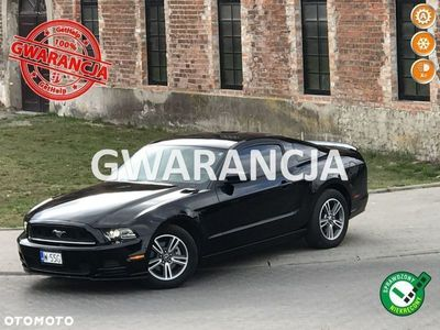 używany Ford Mustang 3.7dm 306KM 2013r. 155 655km