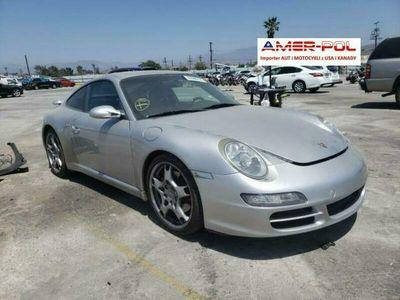 używany Porsche 911 Carrera S 2006, 3.8L, od ubezpieczalni