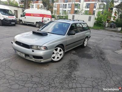 używany Subaru Legacy II