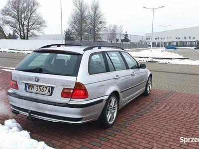 używany BMW 330 3 e46 i Touring HAK LPG