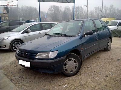 używany Peugeot 306 1.9dm3 68KM 1995r. 260 000km ręczna klima.
