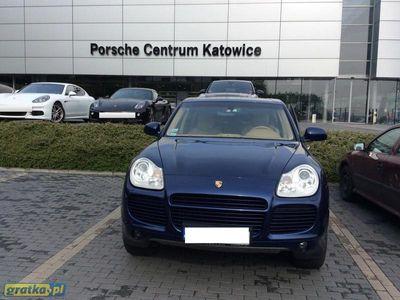 używany Porsche Cayenne I Turbo S