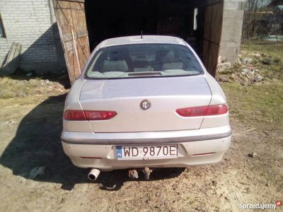 używany Alfa Romeo 156 1.9JTD