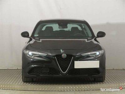 używany Alfa Romeo Giulia Salon Polska, Serwis ASO, Automat, Skóra, Navi, Klimatronic,