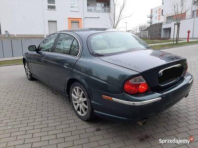 używany Jaguar S-Type 3.0 V6 240KM w całości na części!