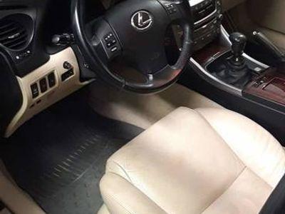 używany Lexus IS220d Prestige 2008r