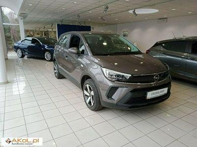 używany Opel Crossland X 1.2dm 110KM 2021r. 1km