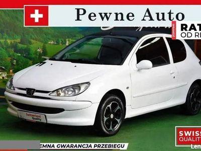 używany Peugeot 206 XA 1.4dm 68KM 2007r. 162 000km