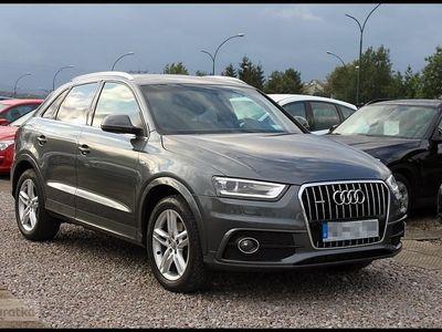 używany Audi Q3 I (8U) 2.0TDi Quattro S Line 140KM* biXenon*Ledy*Navi