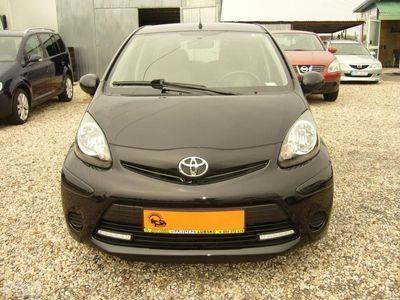 używany Toyota Aygo Aygo2013r-1.0 BENZYNA-5-DRZWI-KLIMA-LED