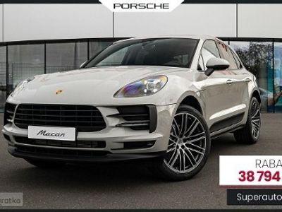 używany Porsche Macan Macan 2.0 (245KM)  Zostań w domu, wszystko załatwimy za Ciebie!