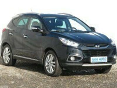 używany Hyundai ix35  Salon Polska, 181 KM, 4X4, Skóra, Klimatronic, Parktronic,
