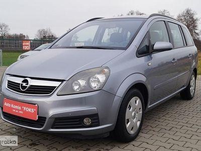 używany Opel Zafira B 1,8 140 KM