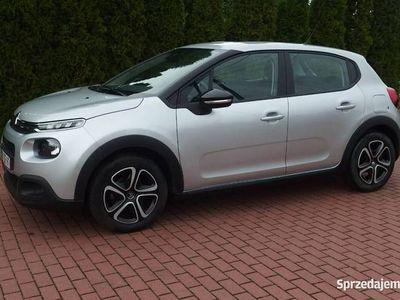 używany Citroën C3 1.2dm 82KM 2018r. 16 000km