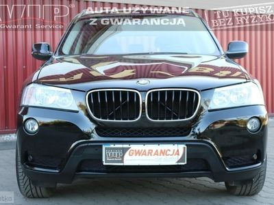 used BMW X3 II (F25) CONFORT STEPTRONIC
