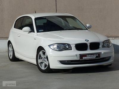 używany BMW 118 SERIA 12.0 D 143KM Gwarancja Przebiegu/Start&Stop/6 Biegów/Zarejestrowa