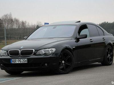 używany BMW 740 258KM Shadow Line MEGA FULL Niemcy E65/66 (2001-2008)