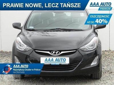 used Hyundai Elantra V Salon Polska, Serwis ASO, Klima, Parktronic