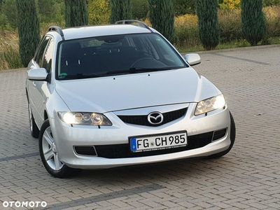 używany Mazda 6 I
