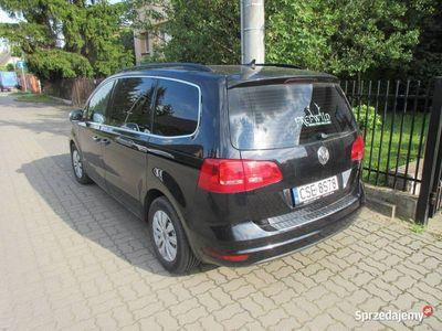 używany VW Sharan 7N 3 elementy do malowania