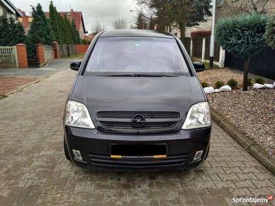 używany Opel Meriva 1.6 B Klimatyzacja Alufelgi Bezwypadkowy