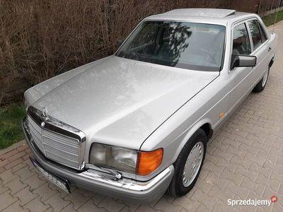 używany Mercedes 300 W126orginał stan BDB
