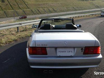 używany Mercedes SL320 R129